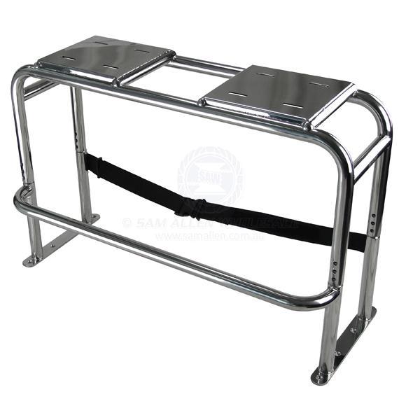 Relaxn® Pedestal - Double Spaceframe