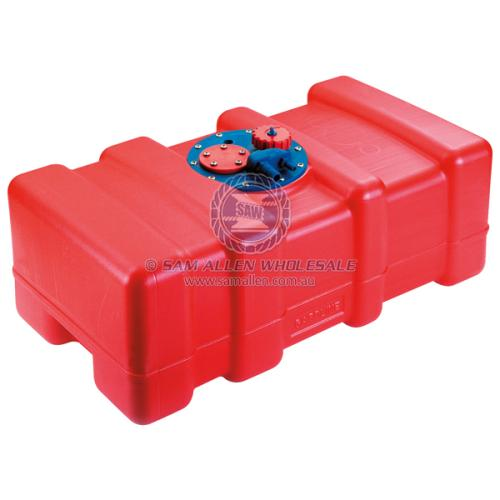 Can Sb Fuel Tanks Polyethylene
