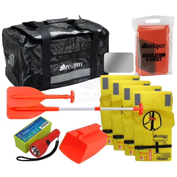 Relaxn 174 Waterproof Safety Bag Kit